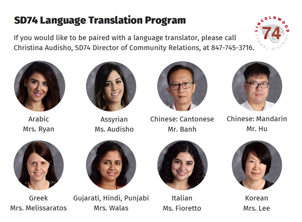 Language Translation Program