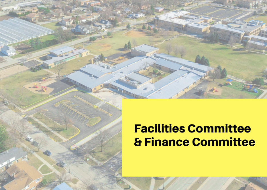 Vacancies: Facilities Committee & Finance Committee