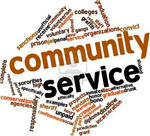 Community Service hours are required for all students.